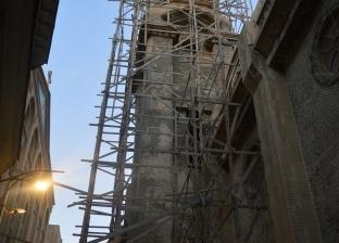 وكيل بطريركية الإسكندرية: إنهاء 80% من أعمال ترميمالكنيسة المرقسية
