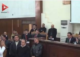 """بدء جلسة محاكمة محمد بديع و738 آخرين في  قضية """"فض اعتصام رابعة"""""""