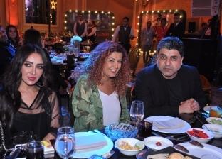 بالصور.. نجوم الفن والإعلام في حفل سحور روتانا السنوي