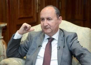 وزير الصناعة يبحث مع نظيره التركماني فرص تنمية العلاقات الاقتصادية