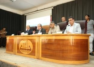 """""""تنفيذي كفر الشيخ"""" يوافق على إقامة 9 محطات صرف صحي ومعالجة"""