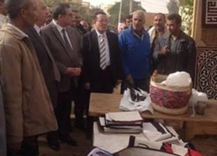 توافد السياح الأجانب والمصريين على قرية تونس بالفيوم