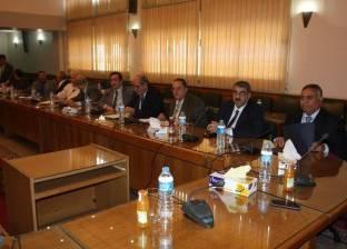 """بدء أعمال اجتماع اللجنة التنسيقية بين وزارتي """"الزراعة"""" و""""الري"""""""