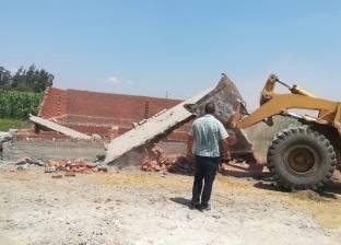 """""""الزراعة"""" عن حجم التعديات على الأراضي منذ 25 يناير: وصلت لـ84 ألف فدان"""