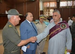 وفود من التحالف الشعبي لزيارة أهالي الشهداء والمصابين في العيد