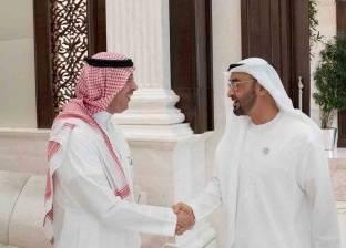 """بمشاركة مصر.. بن زايد يدعو إعلام """"الرباعي العربي"""" إلى فضح خطاب الإرهاب"""