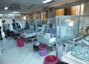 """رئيس مركز """"الرياض"""" يتفقد المستشفى المركزي ويشدد على توفير الأدوية"""