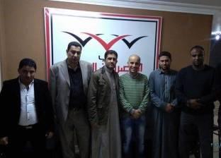 """اجتماع لـ""""المصريين الأحرار"""" بالإسماعيلية لمناقشة المستجدات الاقتصادية"""