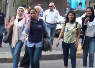 """المحشي والفشار أسلحة سيدات مصر لأمم أفريقيا: """"هنقعد الرجالة جنبنا"""""""