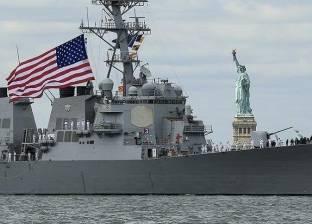 «البحرية» الأمريكية تضبط أسلحة مهربة لـ«الحوثيين»