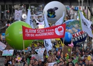 آلاف الشباب حول العالم يشاركون بكثافة في إضراب المناخ