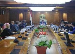 """عبدالغفار يترأس الاجتماع الأول للجنة """"الجامعات الأجنبية"""""""