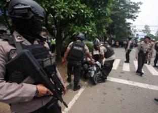 الشرطة الإندونيسية تفرق مسلمين احتجوا على بناء كنيسة