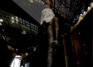 أثري يقترح تعديلا على واجهة المتحف الكبير لتتعامد الشمس على وجه رمسيس