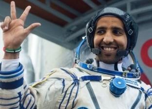 رائد الفضاء الإماراتي هزاع المنصوري ينشر صورة لنهر النيل من الفضاء