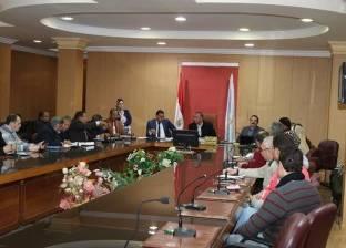 محافظ كفر الشيخ: لجنة من كلية الهندسة للإشراف على تنفيذ المشروعات
