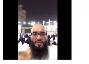 """""""أبو علي"""" سعودي يعتمر عن الميت والعاجز في رمضان بتوثيقها على """"واتس أب"""""""