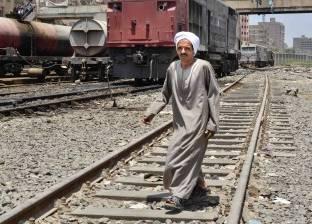 شرطة النقل والمواصلات تطارد المخالفين في محطات السكة الحديد