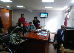 بالصور| وفد صيني يتفقد مستشفى شرم الشيخ الدولي