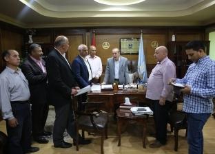 افتتاح 22 محطة صرف صحي بكفر الشيخ بحلول 2020