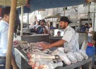 """مواطن لمحافظ القاهرة: """"الجزار عايز يديني 300 جرام دهن على اللحمة"""""""