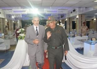 محافظ أسيوط يتفقد الاستعدادات النهائية لحفل زفاف جماعي لـ40 عريسا