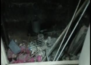 """لجنة من """"صحة السويس"""" للتحقيق في سقوط سيدة ببئر أسانسير المستشفى العام"""