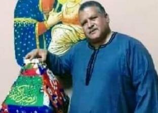 فانوس رمضان في المنيا «هلال وصليب» .. تحيا الوحدة الوطنية
