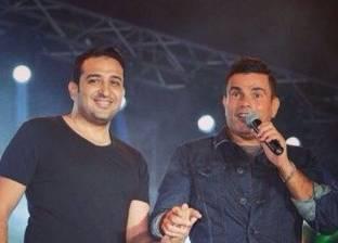 بعد 8 سنوات.. عودة تامر حسين وعمرو مصطفى لصدارة ألبوم عمرو دياب