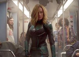 """""""Captain Marvel"""" يحقق 760 مليون دولار في أسبوعه الثاني"""