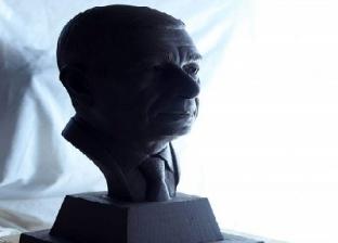 ناحت تمثال الشهيد هشام بركات: «وجهه كله سلام وهدوء.. وهسلمه لأسرته»