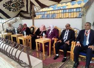 بالصور| إستاد كفر الشيخ يحتضن بطولة ذوي الاحتياجات الخاصة لـ6 محافظات
