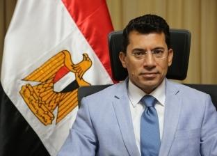 """وزير الشباب يوافق على مبادرة """"بنك أفكار اسعى"""" بمحافظات الصعيد وسيناء"""