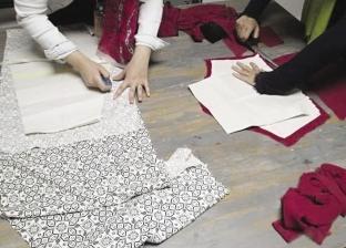 يضم 32 موضوعاً: تطبيق إلكترونى لتعليم «الصم» تصميم الأزياء والباترون
