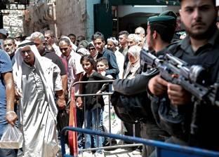 """قوات الاحتلال تعتقل الأسير المحرر """"أبو دية """" من الخليل"""
