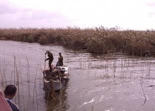 الإحصاء: 28.7% زيادة في إجمالي إنتاج الأسماك من بحيرة البرلس