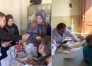 """قافلة طبية مجانية في الإسماعيلية ضمن مبادرة """"كلنا واحد"""""""