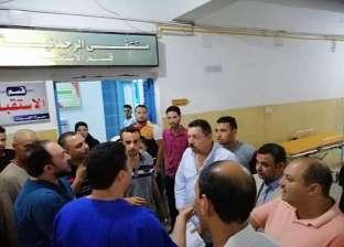 التحقيق مع 4 أطباء وفني صيانة بمستشفى الرحمانية بالبحيرة