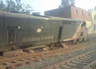 """""""النقل"""": تسيير القطارات على خط """"القاهرة- الإسكندرية"""" بعد الحادث الأليم"""
