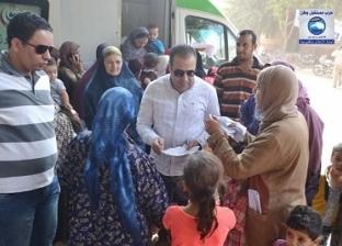 ائتلاف دعم مصر ينظم قوافل طبية بالمحافظات ضمن حملة «100 مليون صحة»