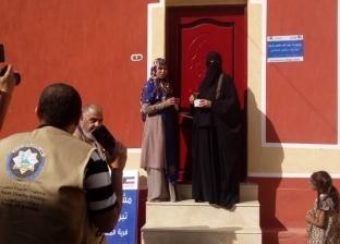 """""""الأورمان"""" و""""النجاة الكويتية"""" يعيدان إعمار 55 منزلا بقريتين ببني سويف"""
