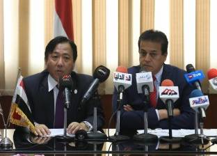 السفير الياباني بالقاهرة: تجربة اليابان تدعم مراكز الأبحاث في مصر