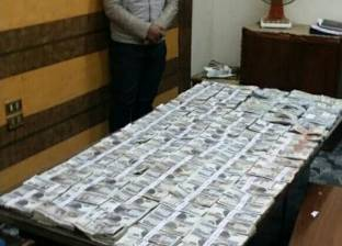ضبط عاطل بتهمة الاتجار في العملات الأجنبية بالغردقة