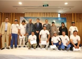 """""""المنجزين العرب"""" تقدم رحلة عمرة وجوائز مالية للمتميزين لـ10 عمال نظافة"""