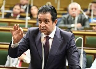 """رئيس لجنة حقوق الإنسان بـ""""النواب"""" يصل مطار القاهرة قادما من لندن"""