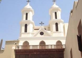"""تعرف على """"العصافير الباكية"""" في الكنيسة المعلقة.. أحد عجائب القاهرة"""