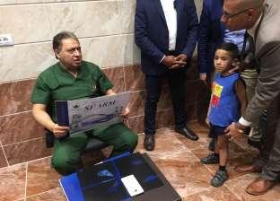 وزير الصحة: 60 مليون جنيه تكلفة تطوير مستشفى شرم الشيخ الدولي