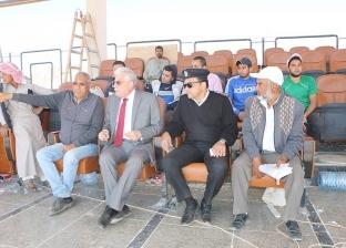 افتتاح مضمار الهجن بشرم الشيخ الشهر المقبل