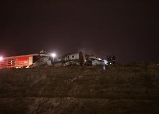 تحطم طائرة شحن تقل 3 أشخاص في أمريكا