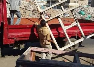 أحياء بورسعيد تتزين لاستقبال عيد الأضحى والعام الدراسي الجديد